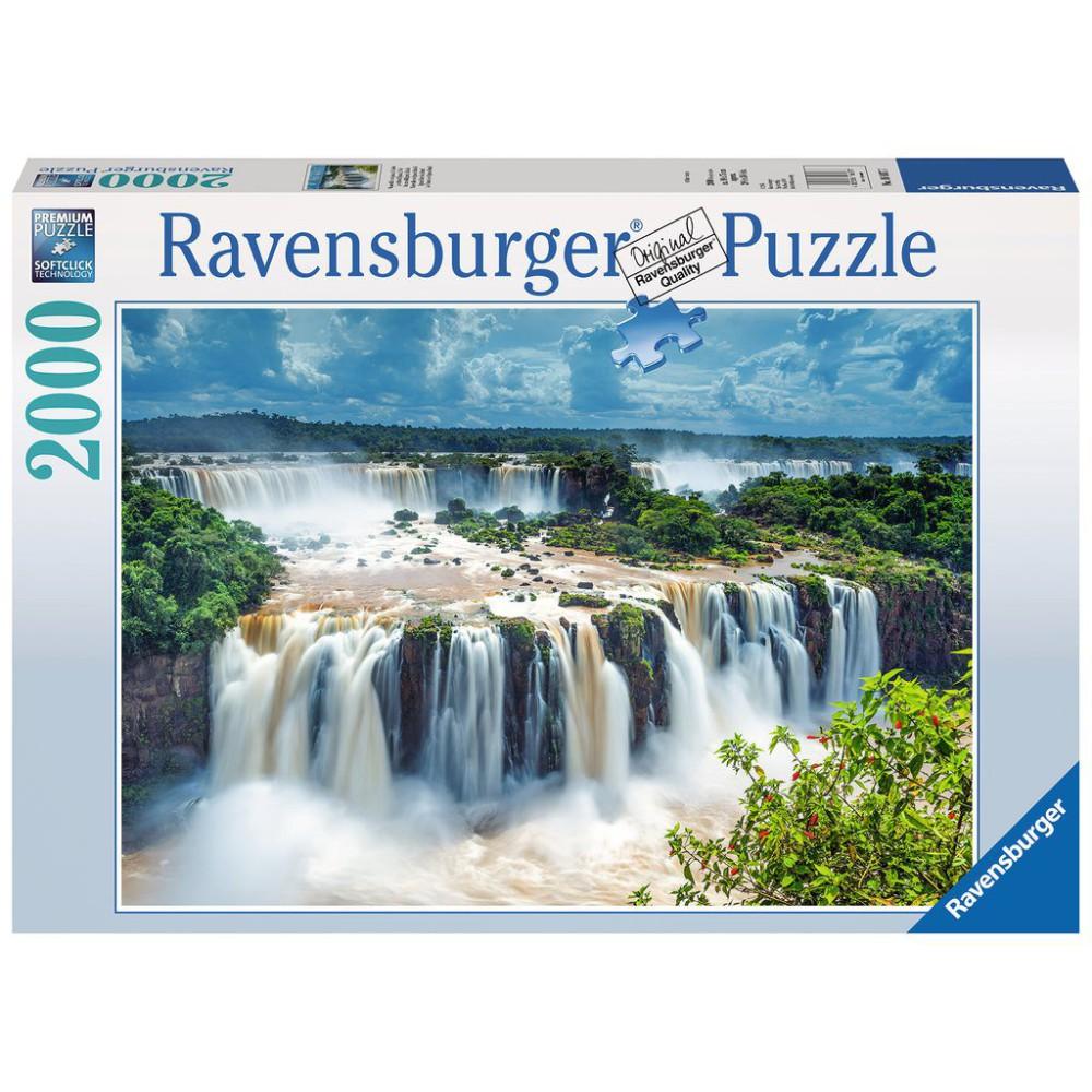 Ravensburger - Puzzle Wodospad Iguazu 2000 elem. 166077