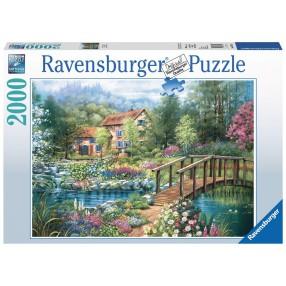 Ravensburger - Puzzle Uroki Lata 2000 elem. 166374