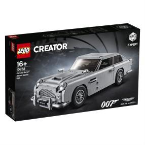 LEGO Creator Expert - Aston Martin DB5 Jamesa Bonda 10262
