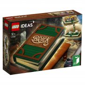 LEGO Ideas - Wyskakująca książką 21315