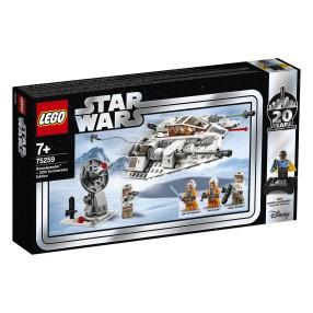 LEGO Star Wars - Śmigacz śnieżny - edycja rocznicowa 75259