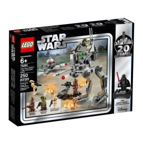 LEGO Star Wars - Maszyna krocząca klonów - edycja rocznicowa 75261