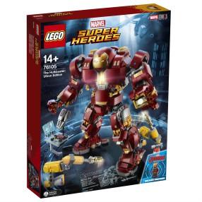 LEGO Super Heroes - Hulkbuster: wersja Ultron 76105