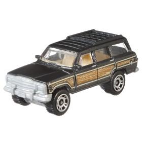 Matchbox - Samochód MBX Road-Trip '89 Jeep Grand Wagoneer GCF13