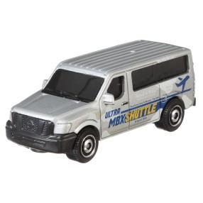 Matchbox - Samochód MBX Service Nissan NV Van GCF07