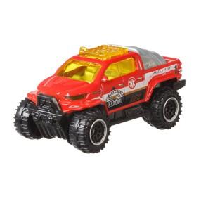 Matchbox - Samochód MBX Construction Snow Thrasher FHK05