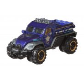 Matchbox - Samochód MBX Rescue Road Raider FHK13