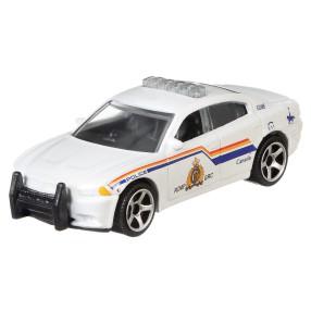 Matchbox - Samochód MBX Rescue Dodge Charger Pursuit GCF32
