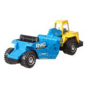 Matchbox - Pojazd zadaniowy MBX Construction Road Scraper GBK03