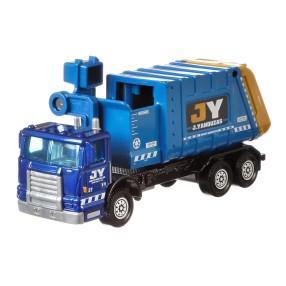 Matchbox - Pojazd zadaniowy MBX Service Garbage King HD GBL01