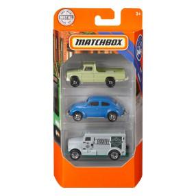 Matchbox - Samochody Trzypak FMV40