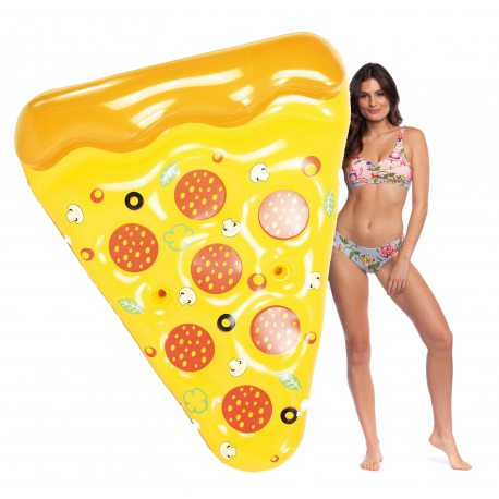 TM Toys - Materac dmuchany Cool Summer Pizza DKJ0218