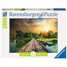 Ravensburger - Puzzle Mistyczne Niebo 1000 elem. 195381