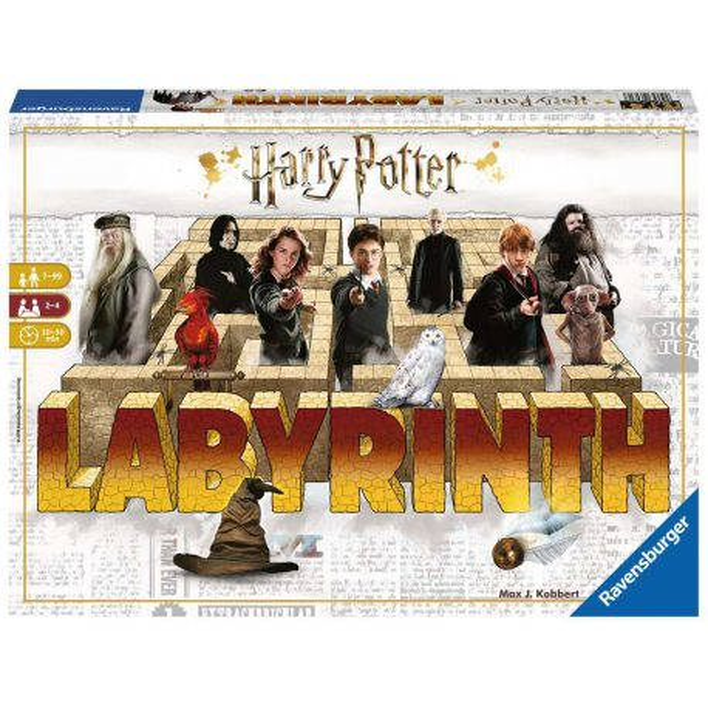Ravensburger - Gra Labirynt Harry Potter 260829