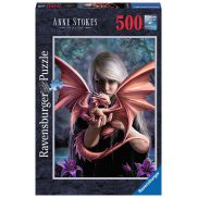 Ravensburger - Puzzle Anne Stokes Dragon Girl 500 elem. 146437