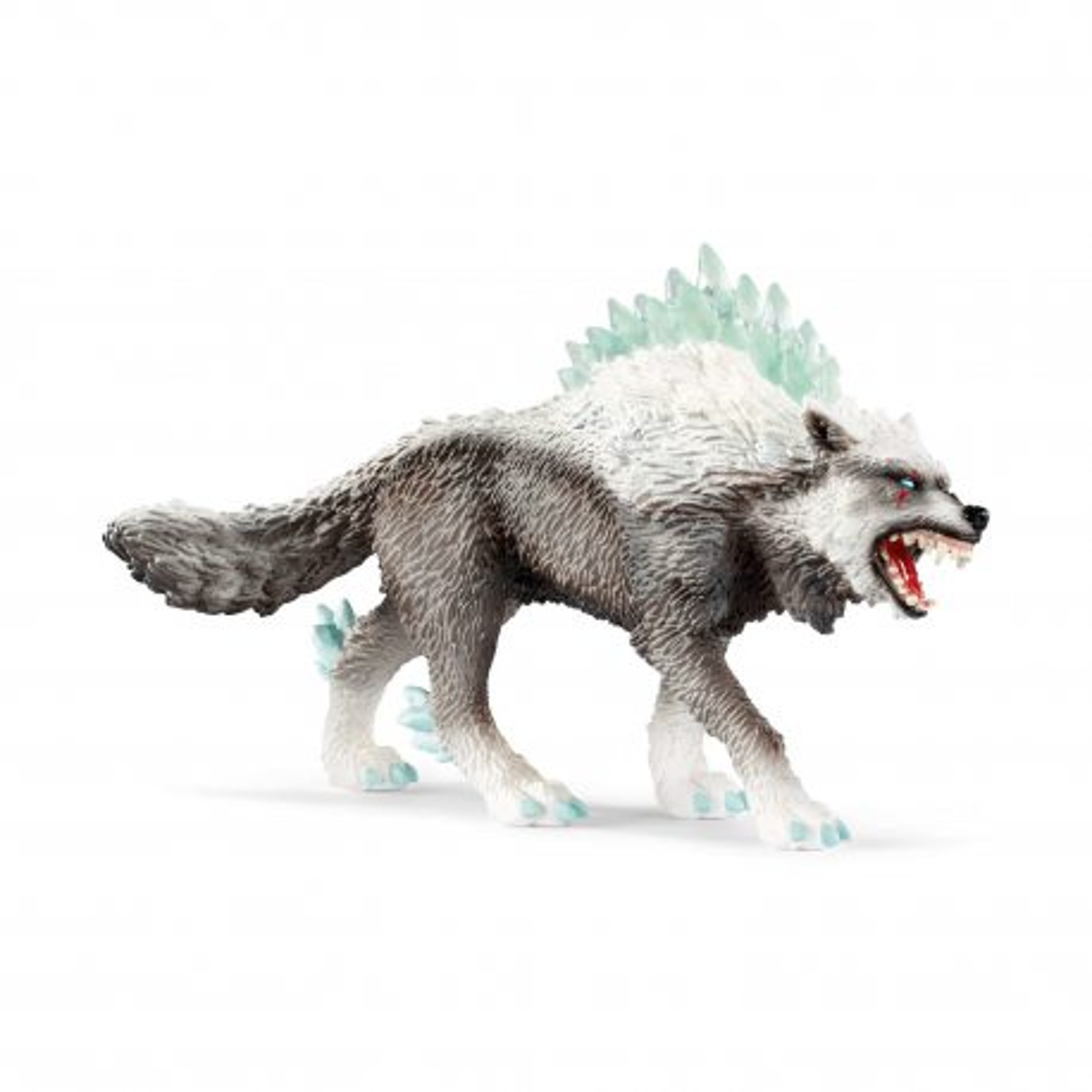 Schleich - Eldrador Lodowy wilk 42452