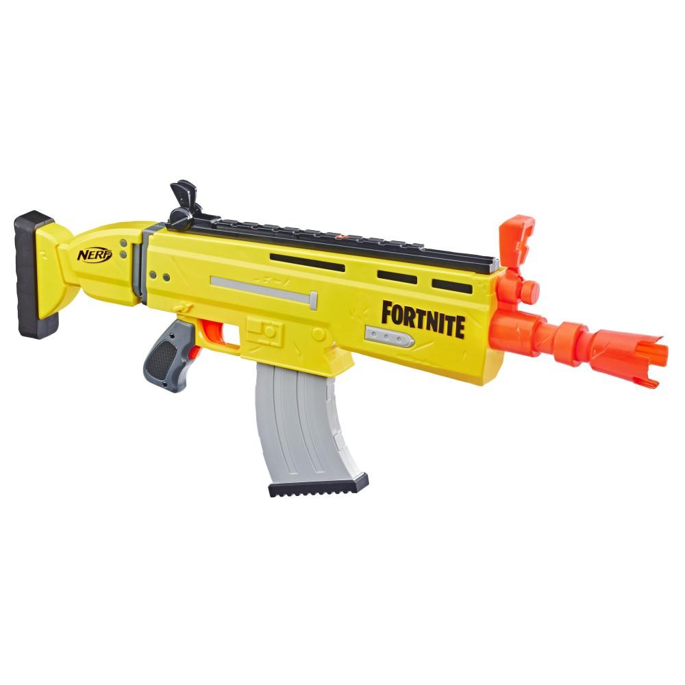 Hasbro NERF - Wyrzutnia Fortnite RISKY REELER AR-L Elite Dart Blaster E6158