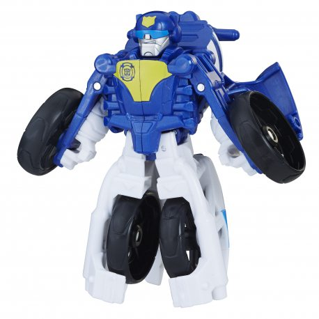 Playskool Transformers RSB - Rescue Bots Chase The Police Bot E0148