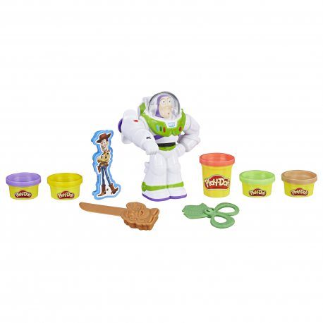 Play-Doh - Ciastolina Buzz Astral E3369