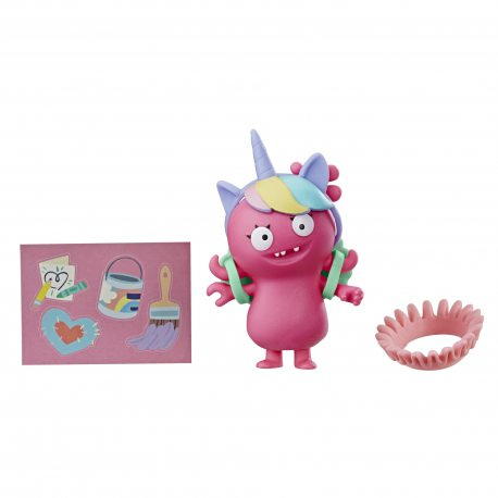 Ugly Dolls - Figurka z akcesoriami Fancy Fairy Moxy E4541