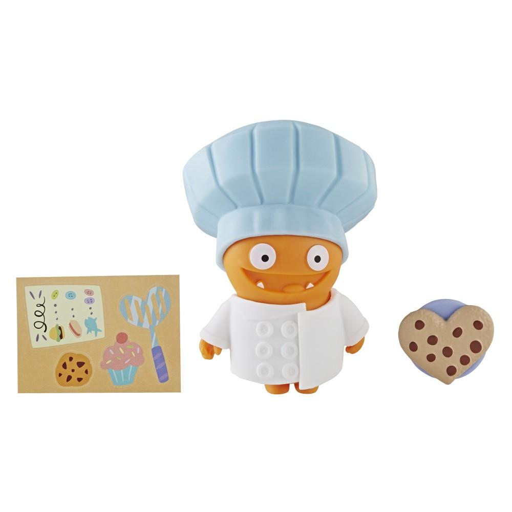 Ugly Dolls - Figurka z akcesoriami Savvy Chef Wage E4542