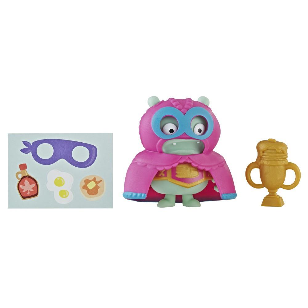 Ugly Dolls - Figurka z akcesoriami Pancake Champ Jeero E4545