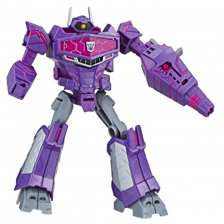 Hasbro Transformers Cyberverse - Seria Ultra Decepticon Shockwave E1909