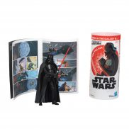 Hasbro Star Wars Galaxy Of Adventures - Figurka 10 cm Darth Vader E5649