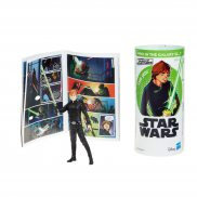 Hasbro Star Wars Galaxy Of Adventures - Figurka 10 cm Luke Skywalker E5650