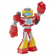 Playskool Transformers RSB - Rescue Bots Academy Mega Mighties Hot Shot E4174