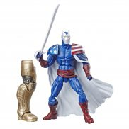 Hasbro Marvel Avengers Build a Figure - Figurka 15 cm Citizen V Legends Series E3970