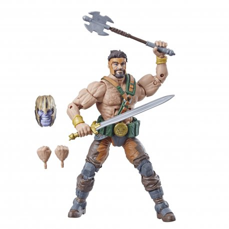 Hasbro Marvel Avengers Build a Figure - Figurka 15 cm Hercules Legends Series E3971