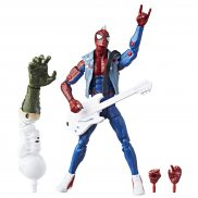Hasbro Spider-Man Build a Figure - Figurka 15 cm Spider-Punk Legends Series E1298