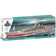COBI World of Warships - Okręt Battleship Yamato Pancernik Japoński 3083