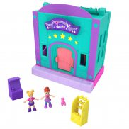 Polly Pocket - Sklepik Pollyville Micro Salonik Gier GFP41