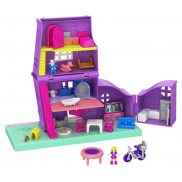 Polly Pocket - Micro Domek Polly Pocket Pollyville GFP42