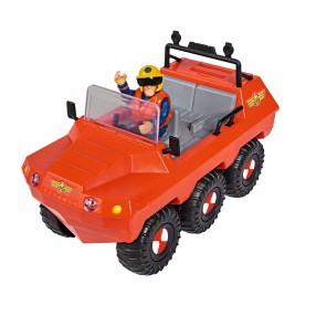 Simba - Strażak Sam Pojazd ratowniczy Hydrus z figurką 9251051