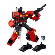 Hasbro Transformers Generations Power of the Primes - Seria Voyager Inferno E1145