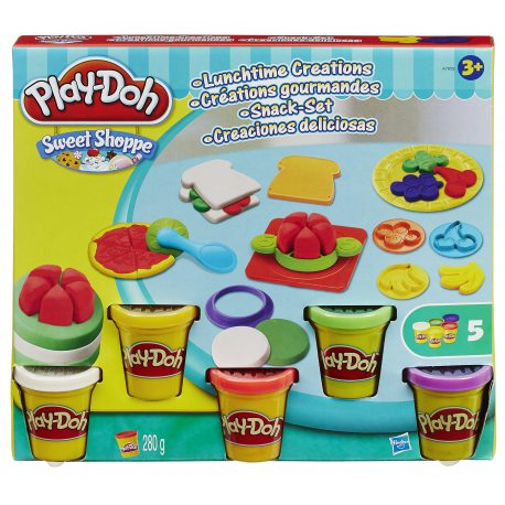 Play-Doh - Ciastolina Czas na Lunch A7659