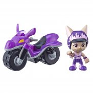 Hasbro Top Wing - Ptasia akademia Pojazd Motor i Betty Bat E5824
