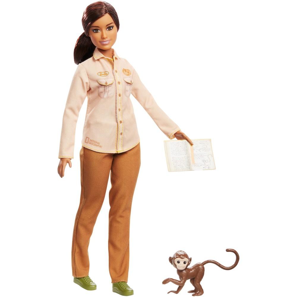 Barbie National Geographic - Lalka Ekolożka GDM48