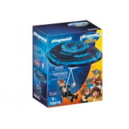 Playmobil - The Movie Rex Dasher ze spadochronem 70070