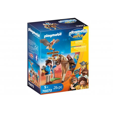 Playmobil - The Movie Marla z koniem 70072