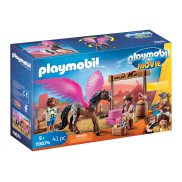 Playmobil - The Movie Marla, Dell i skrzydlaty koń 70074