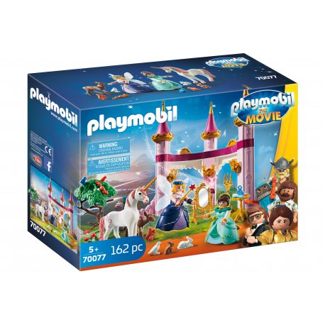 Playmobil - The Movie Marla w bajkowym zamku 70077