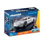 Playmobil - The Movie Porsche Mission E Rex'a Desher'a 70078