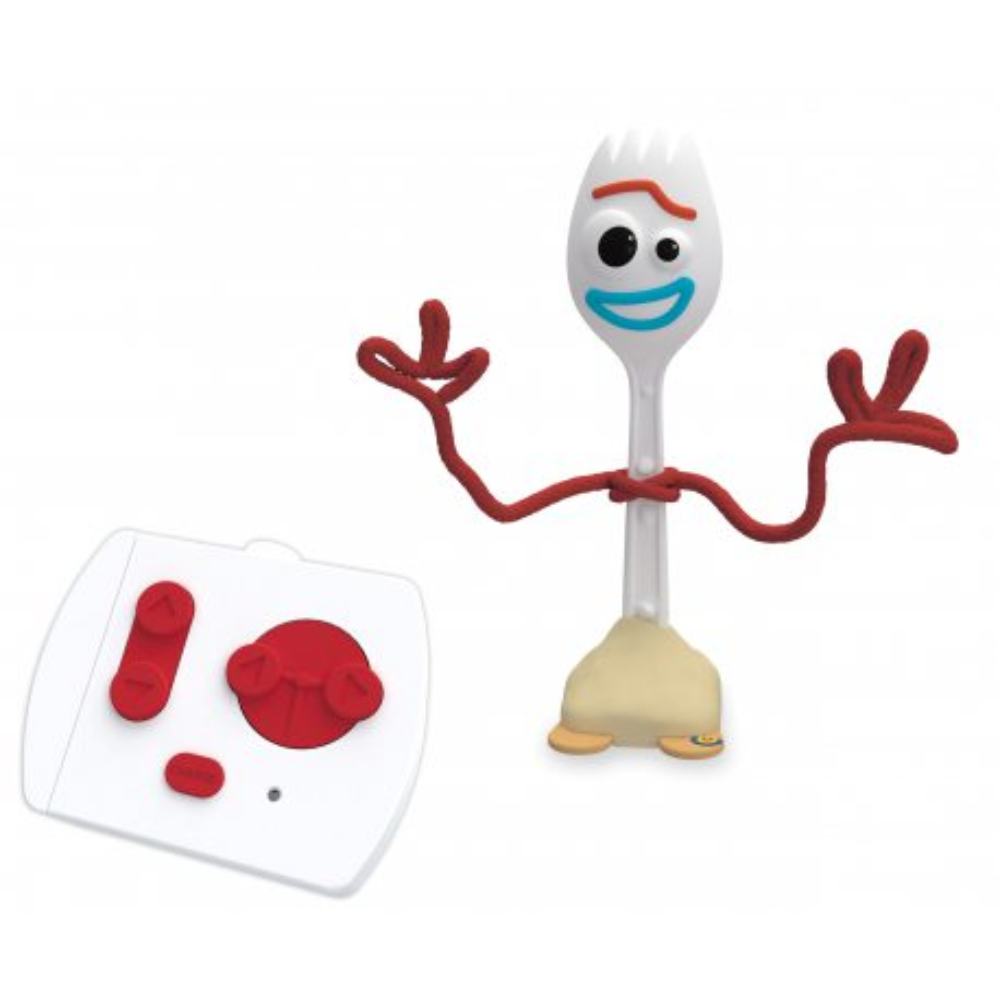 Dickie Toy Story 4 - Figurka RC Forky Sztuciek sterowany na podczerwień 3153001