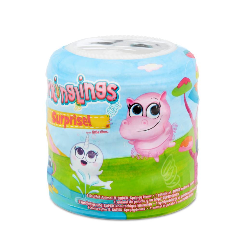 Little Tikes - Springlings Surprise Zwierzątko i Sprężydomek Seria 1 650741