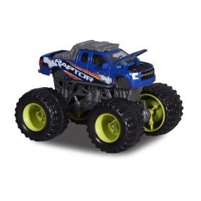 Majorette - Samochodzik Monster Rockerz 4 x 4 Ford F150 Raptor 2057255 05