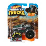Hot Wheels Monster Truck - Metalowy pojazd V8 Bomber GBT92